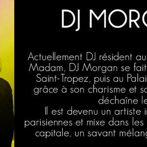 DJ MORGAN-My God is a DJ