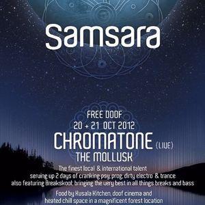 Samsara Set - 20.10.2011