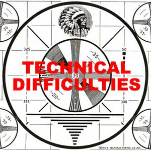 The one with the technical issues 29.04.14