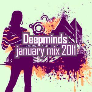 Deepminds - january mix 2011