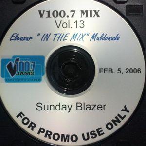 DJ ELEAZAR - SUNDAY BLAZA MIX #13