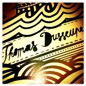#4 wine session : Thomas Dusseune - Almost Mostly Jazz Apéro @ Balthazar