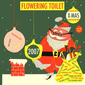 Flowering Toilet Christmas 2007