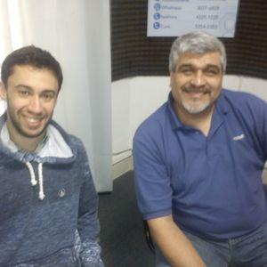 RADIONEGOCIOS Con Gustavo Talavan y Tomas Sanchez de Bustamante 2-8-2016