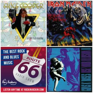 Route 66 Rock & Blues Radio Show (26/03/17) Talk To Me