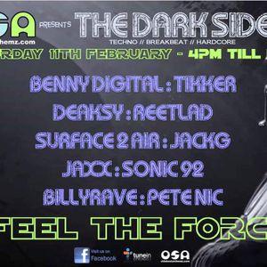 OSA Hardcore Special - Saturday 11th Feb 2017