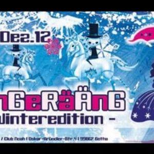 Minupren @ Club Noah Gotha 22.12.2012