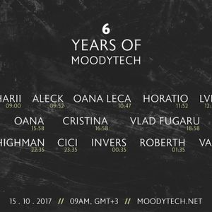 6 Years of MoodyTech - Oana Leca