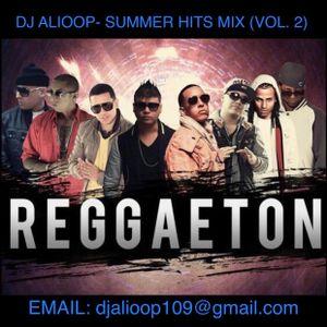 DJ ALIOOP- REGGAETON SUMMER HITS (MIX  2/2019) by DJ Alioop