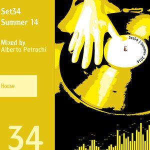 Set34   2014 Summer   Deep House   Mixed by Alberto Petrachi