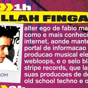 Oldschool Techno Set - from Cacildis Techno 2009