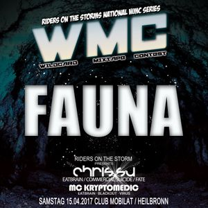 Fauna for RIDERS ON THE STORMs WMC Round 3