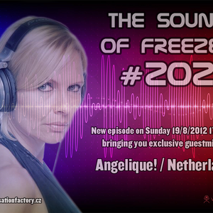 Joe Cormack presents The Sound of Freezer #202 with Angelique!