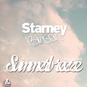 Starney Binson - Summerbreeze // Promo Mix 04/15
