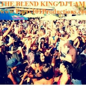 THE BLEND KING DJ I AM PRESENTS: SUMMER ON SMASH 2014! www.Party101Productions.com