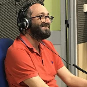 Bruno Giordano e Giulio Cardone a 'Quelli che....' 10102018