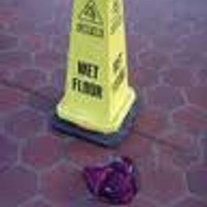 Wet Floor Teaser