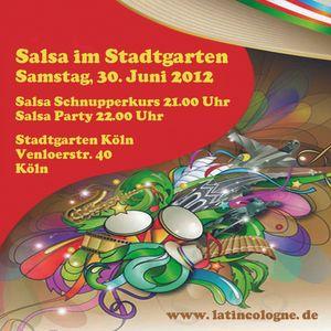 Mix-Stadtgarten Sa. 30. Juni 2012