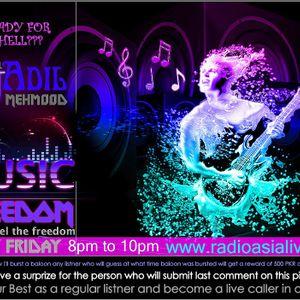 Music Freedom University of Radio
