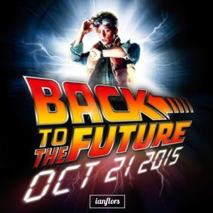 Back To The Future (Birthday Cast) By Ianflors