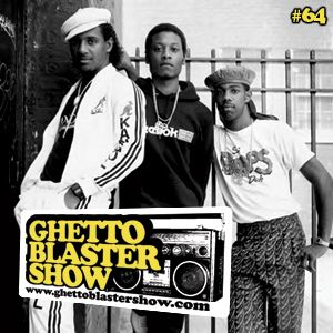 GHETTOBLASTERSHOW #64 (june 18/11)