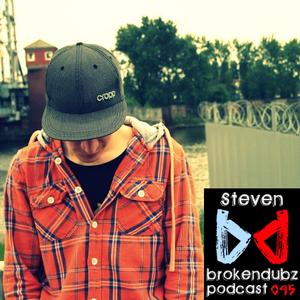 Steven - Brokendubz Podcast045