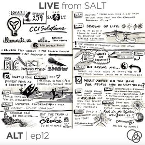 ep12   LIVE FROM SALT { w/ church tech weekly + pro church tools }