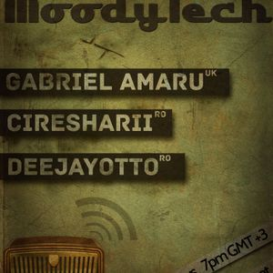 Gabriel amaru - MoodyTech exclusive Radio mix