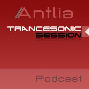 Trancesonic Session 081 (2015-06-25) on Trance.FM