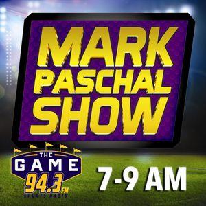 MARK PASCHAL SHOW 1 - 17 - 17