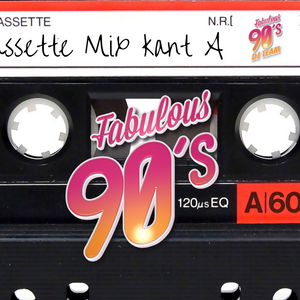 Fabulous 90's DJ Team - Cassette Mix Kant A