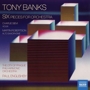 Naxos Podcasts: Tony Banks