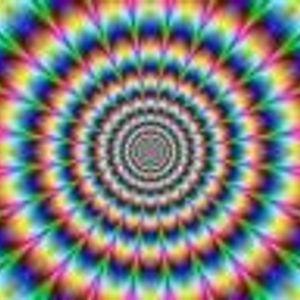 Psychedelic head