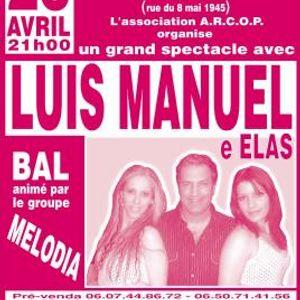 Luís Manuel  - Medley
