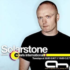 Solarstone - Solaris International 367 (09.07.2013)