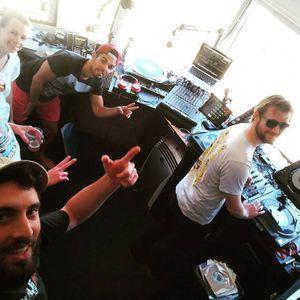 Sensible Dancehall Live on Bondi Beach Radio - Dr Mendez & Dubbers Rock combo session