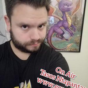 Memories Radio Show - Tasos Ntapantas 10/2/2019