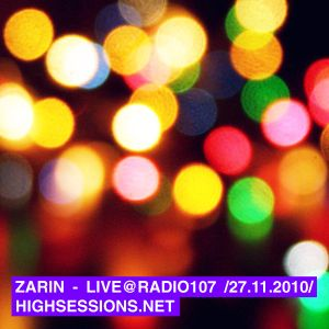 Live @ Radio 107 (FM 27.11.2010)