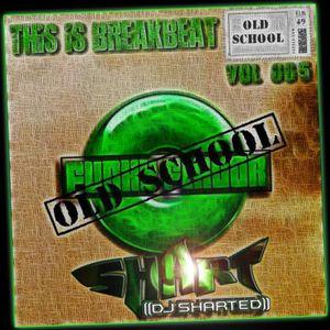 Dj Sharted - Funky Flavor Oldschool Vol. 5