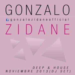 Gonzalo Zidane - Noviembre 2013 (Dj MixTape)