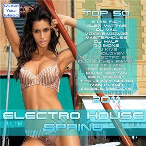 Electro Mix By Dj Teddy 2011 12.09