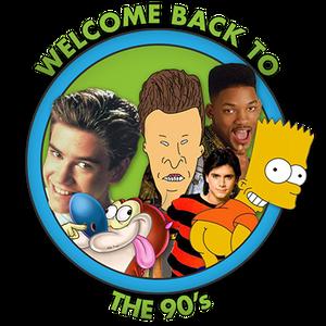 Escape into the 90's - Burn 2014 Contest