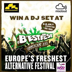 BESTFEST - DJ NEWBEE 20 MINS SUMMMER DRUM & BASS MIX