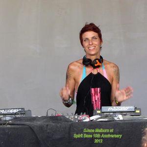 Set Djane Melburn - Psytrain 2010
