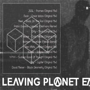 #12 | Knauer | Leaving Planet Earth Podcast
