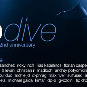 Jordan Petrof - The 2nd Anniversary Of Deep Dive [28-29 Oct 2012]