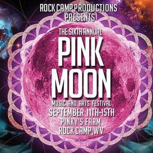 Live @ Pink Moon Music & Arts Festival in Rock Camp, WV (09.15.2014)