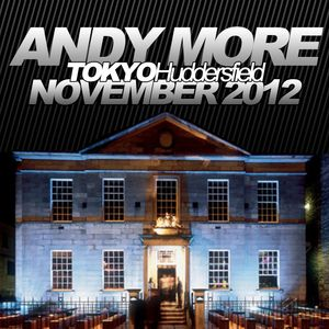 Andy More TOKYO Live 7.11.12