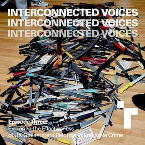 Interconnected Voices - Episode 3 w/ Cherise Hamilton-Stephenson - 2 December 2019
