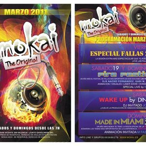 JOSE BUZZ ][ 3ª Edicion WAKE UP! en MOKAI Club
